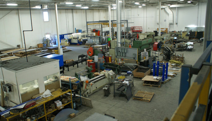 how to start a fabrication shop