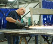 Custom Sheet Metal Fabrication