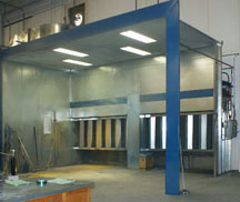 Powder Coating Toronto - Ontario Powdercoating